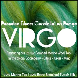 Paradise Fibers Constellation Range - Virgo