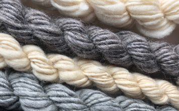 Lanolizing Natural Wool